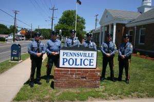 PENNSVILLE POLICE